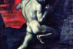 Franz von Stuck, Sisyphus