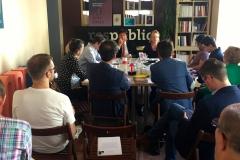 Warsaw, 5 September at Respublica/ECFR