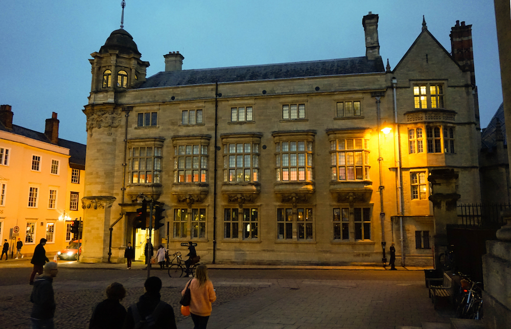 Working Group on Oxford University and Colonialism