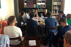 Warsaw, 5 September at Respublica/ECFR