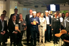 Launch talk in Oslo, 19 September